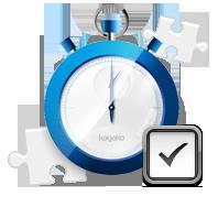 Timer module for Kayako logo